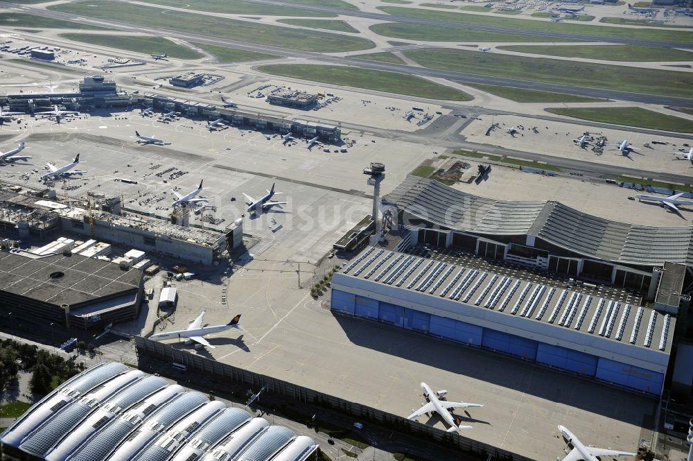Welches Terminal Frankfurt