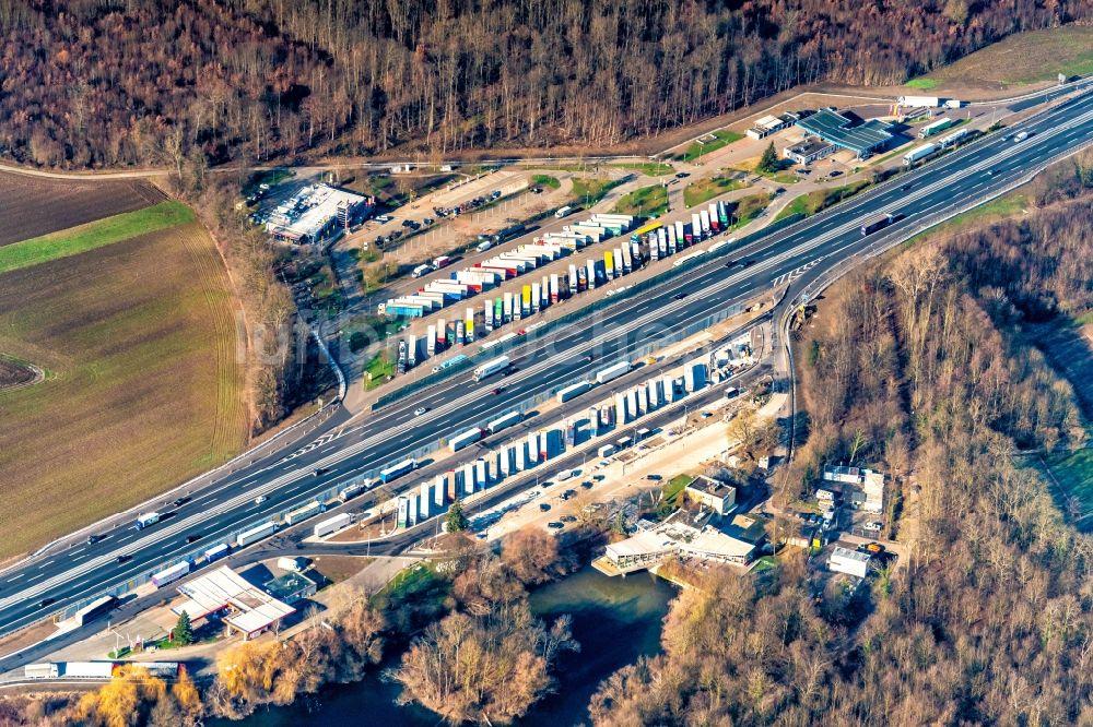 A5 Parkplatz