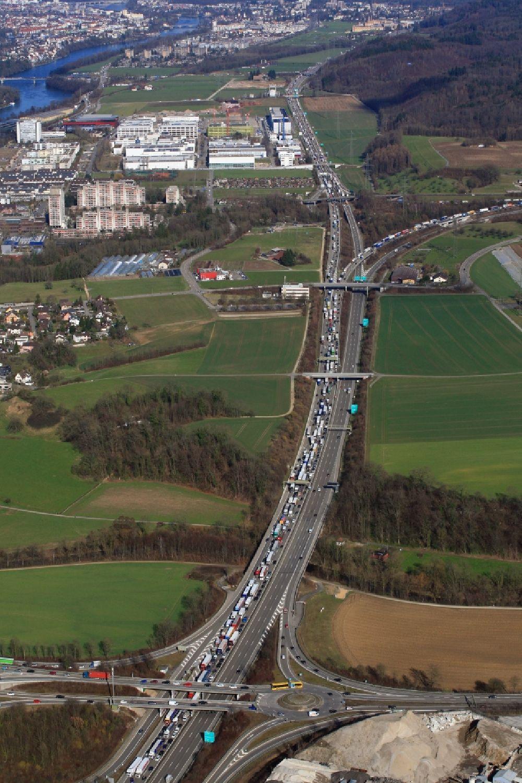 Autobahn Stau Info