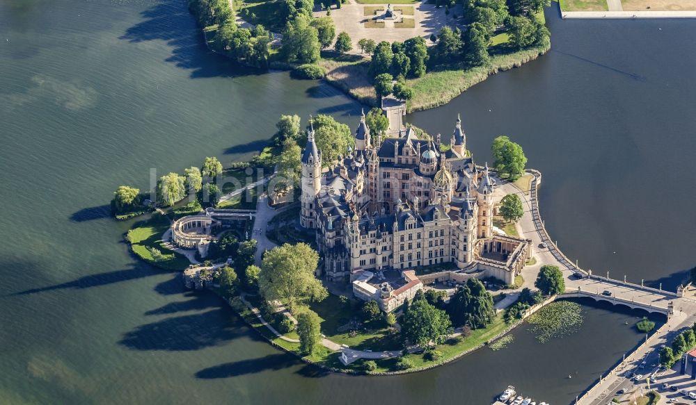 Luftbilder Schwerin