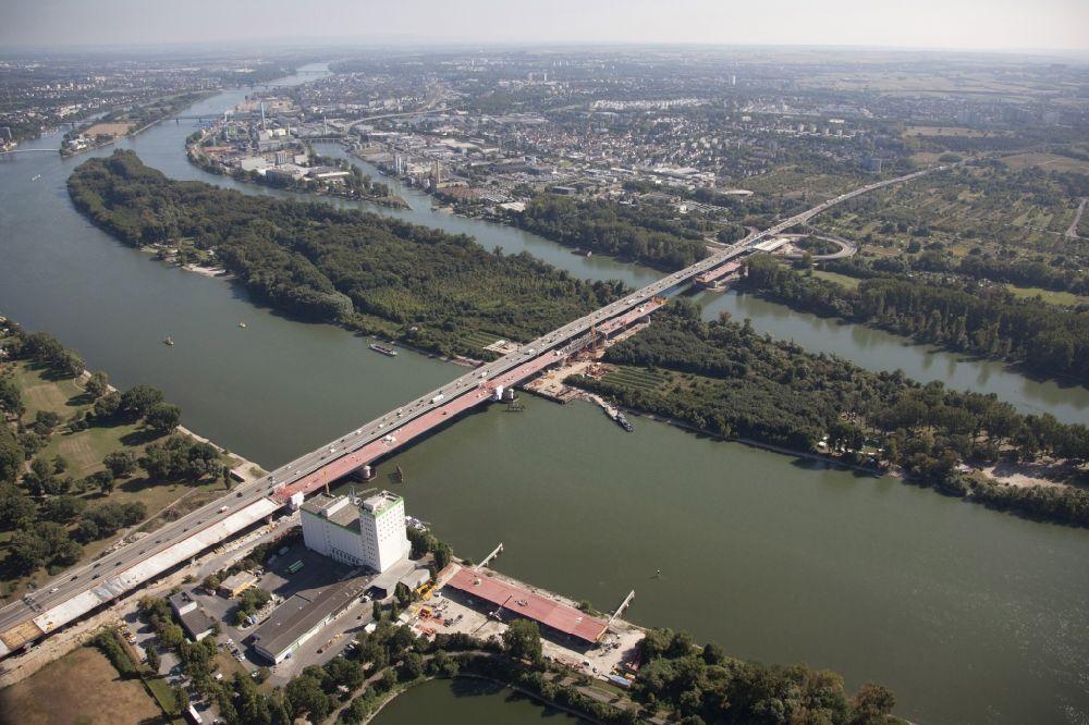 Wiesbaden Schiersteiner Brücke