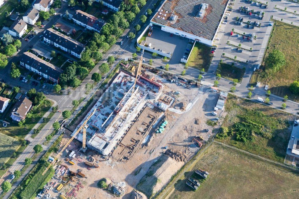 Baustelle Karlsruhe