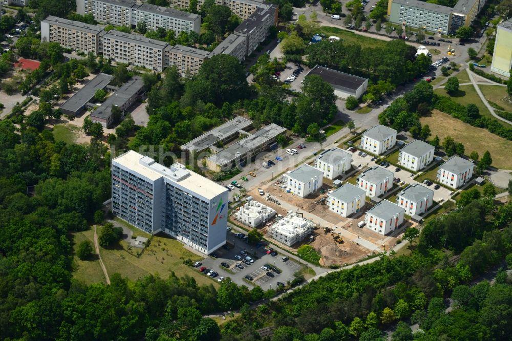 Anne Frank Straße Schwerin