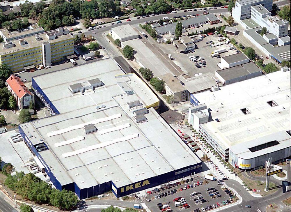 Berlin Spandau Von Oben Berlin Spandau Blick Auf Das Ikea