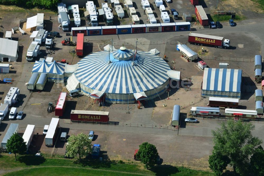 Zirkus Krone Wismar