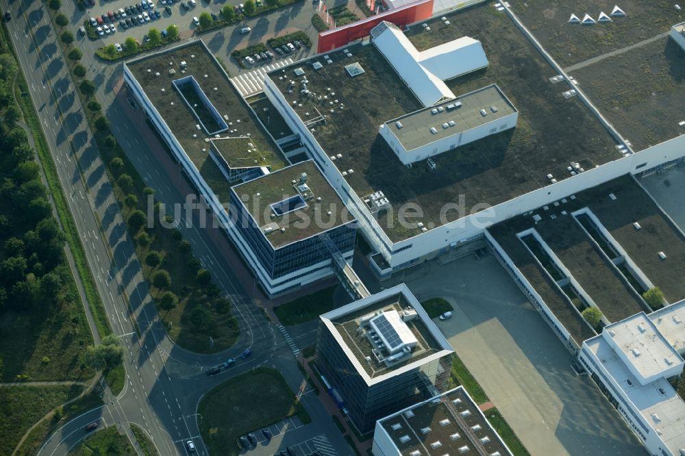 Möbel Brandenburg oben dach und gebäudekomplex des möbel und einrichtungshauses