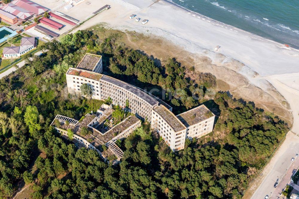 Varese Italien oben ehemaliges faschistisches kindererholungslager colonia