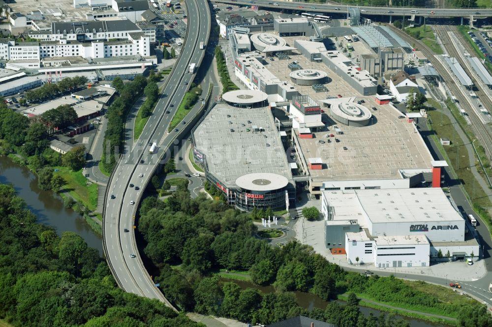 Einkaufszentrum Wetzlar