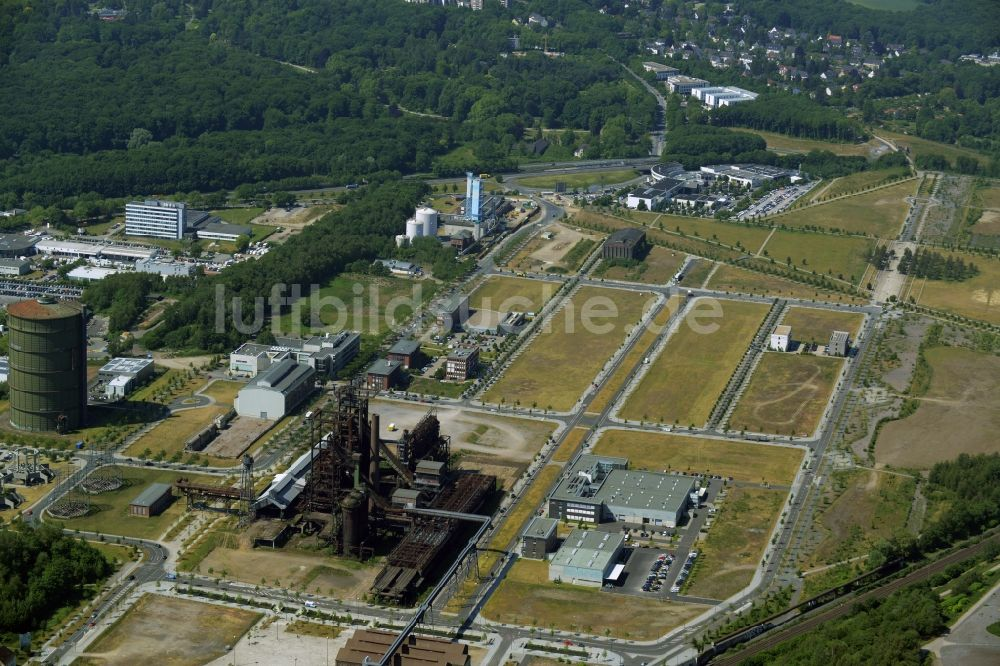 Tiffanylampenreparatur Nrw Dortmund Nrw In Dortmund Auf: Entwicklungsgebiet Der Industriebrache