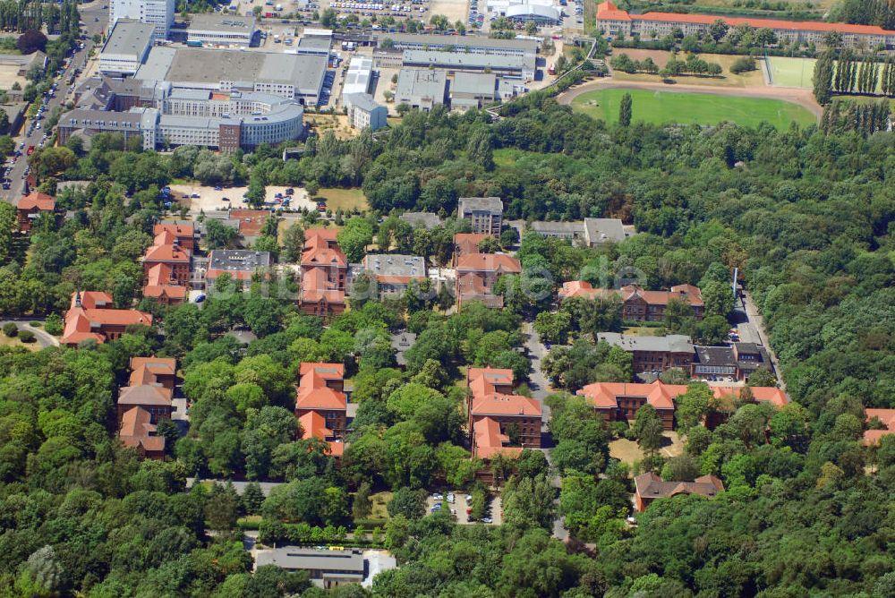 Luftbild Berlin Evangelisches Krankenhaus Königin Elisabeth