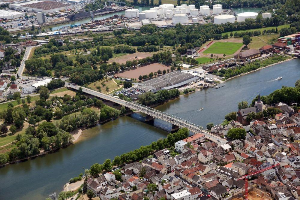 Von Wiesbaden Nach Mainz