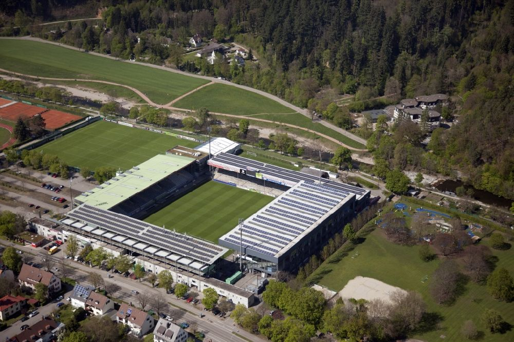 Fußballstadion Freiburg