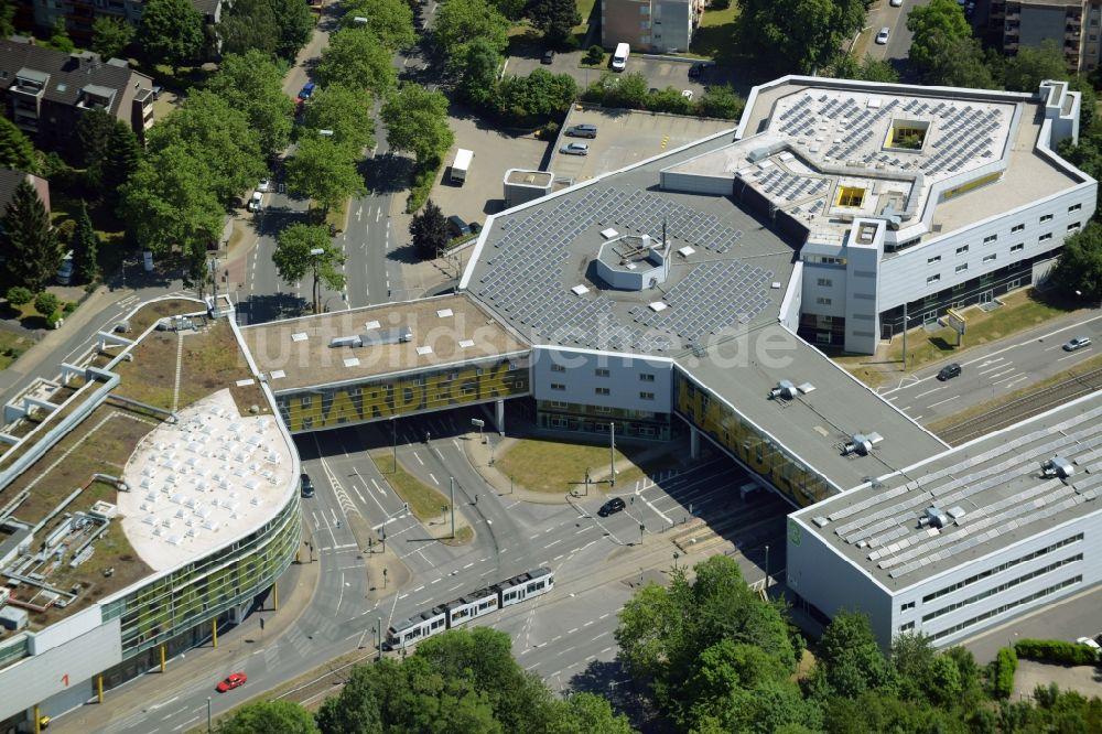 Luftbild Bochum Gebäude Des Einkaufszentrum Möbelhaus Und