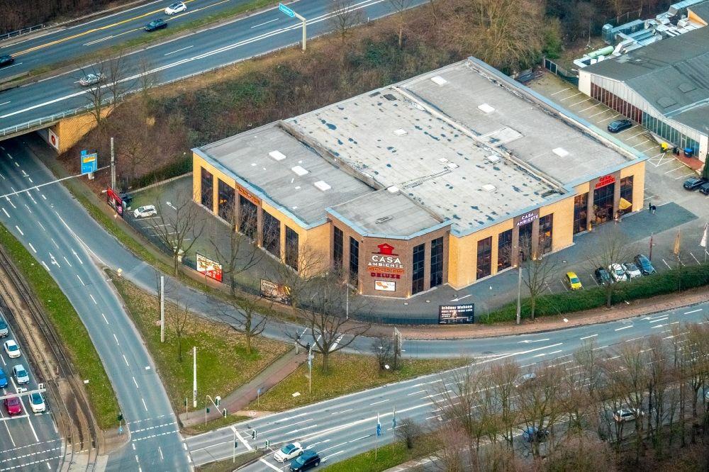 Einrichtungshaus Bochum oben gebäude des einrichtungshaus möbelmarkt der casa
