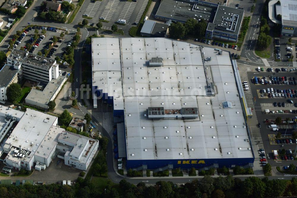 Ikea Isernhagen burgwedel gebäude des einrichtungshaus möbelmarkt des ikea