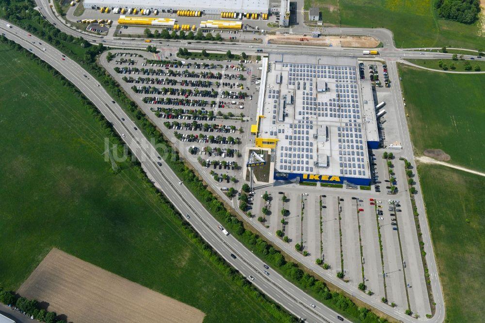 Augsburg Möbel augsburg gebäude des einrichtungshaus möbelmarkt der ikea möbel