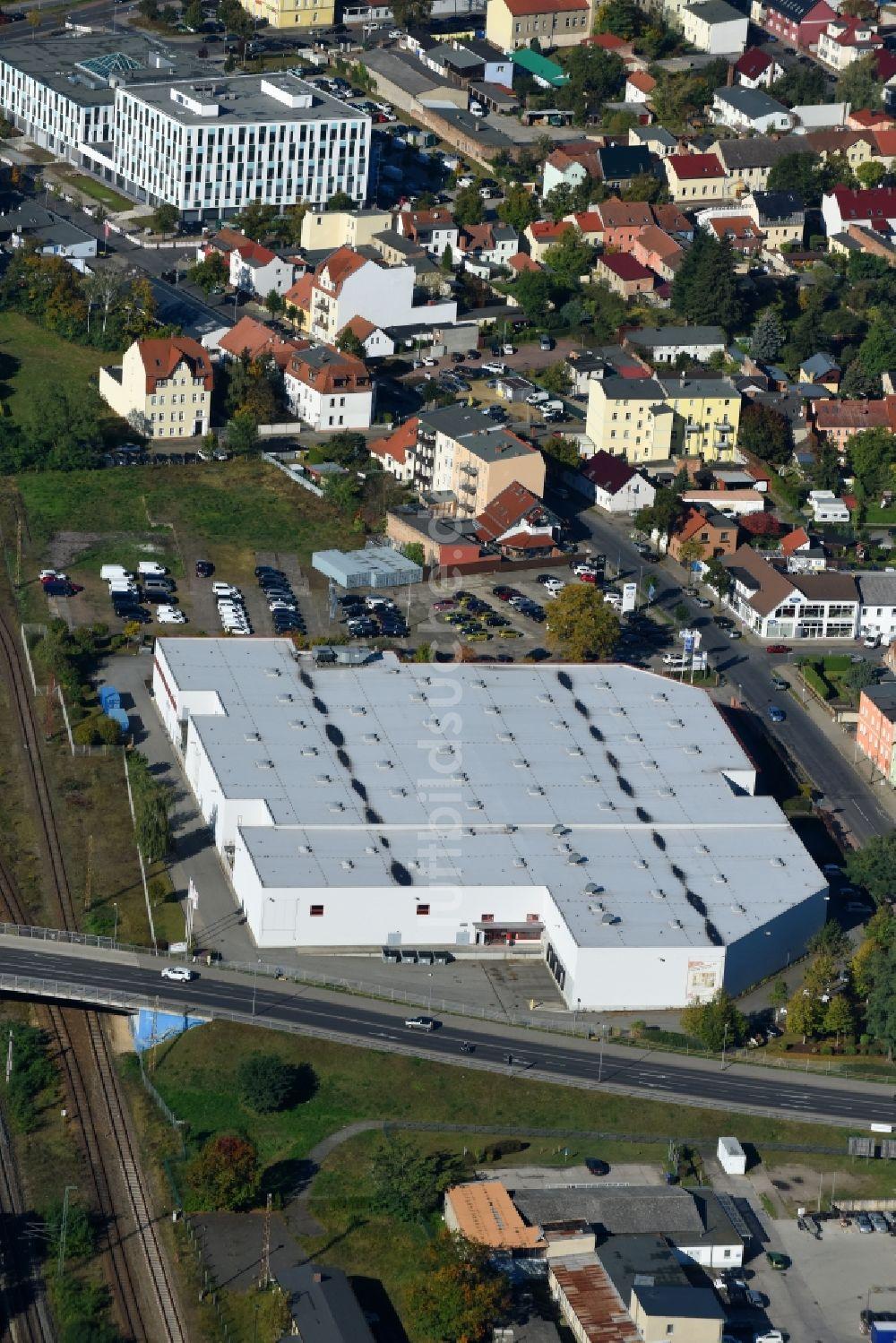 Möbel Brandenburg fürstenwalde spree gebäude des einrichtungshaus möbelmarkt der