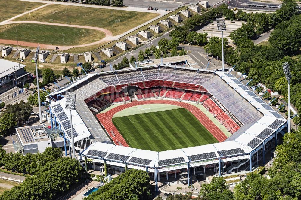 Max Morlock Stadion Nürnberg