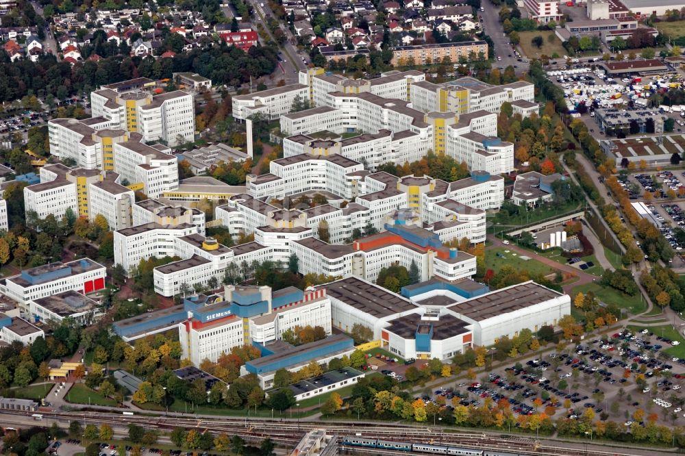 Otto Hahn Ring München Siemens