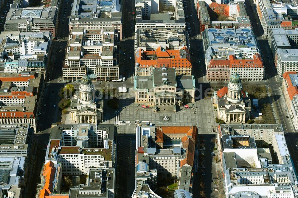 Mar Gebäude Tu Berlin