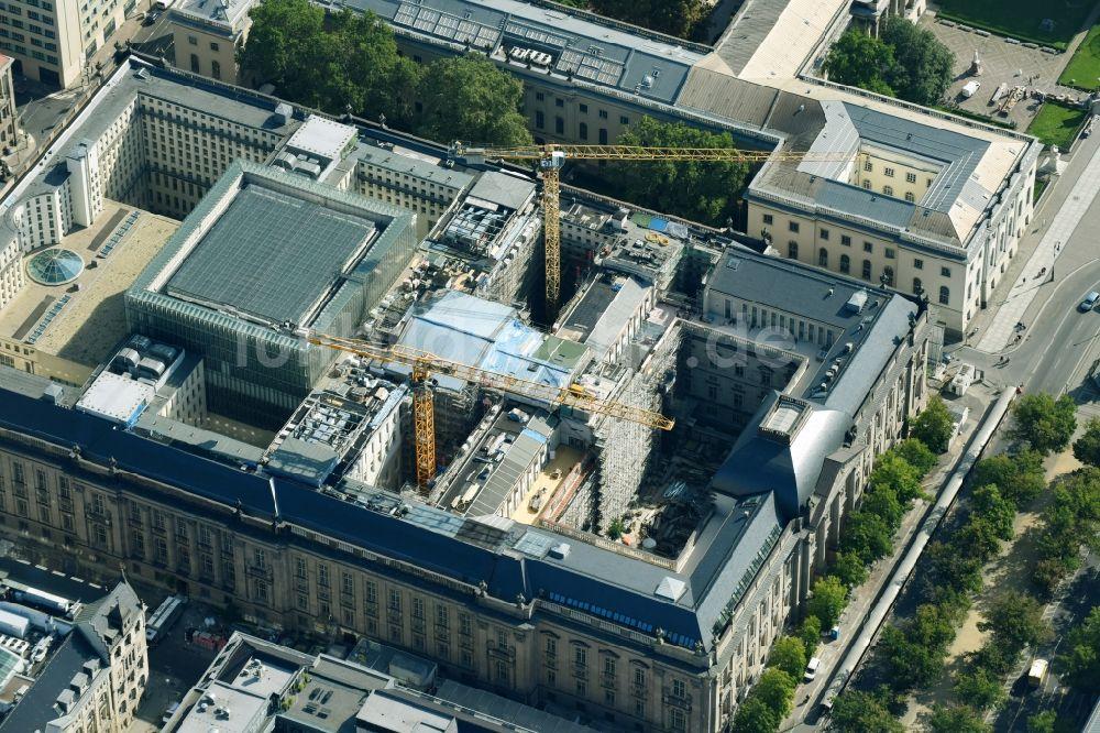 Berlin Aus Der Vogelperspektive Generalsanierung Und Modernisierung