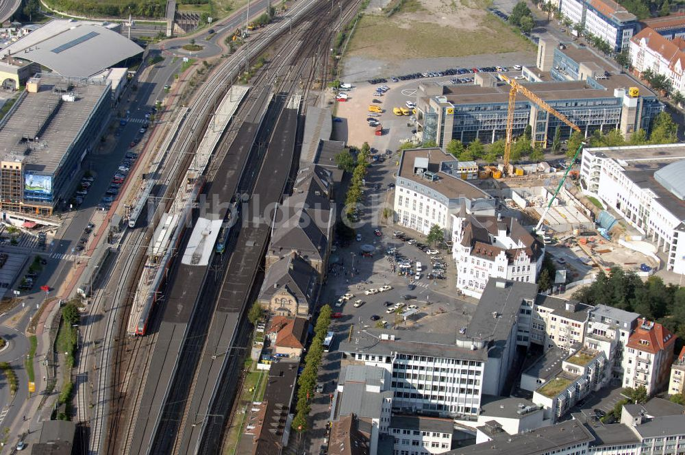 Bielefeld Hauptbahnhof Bielefeld