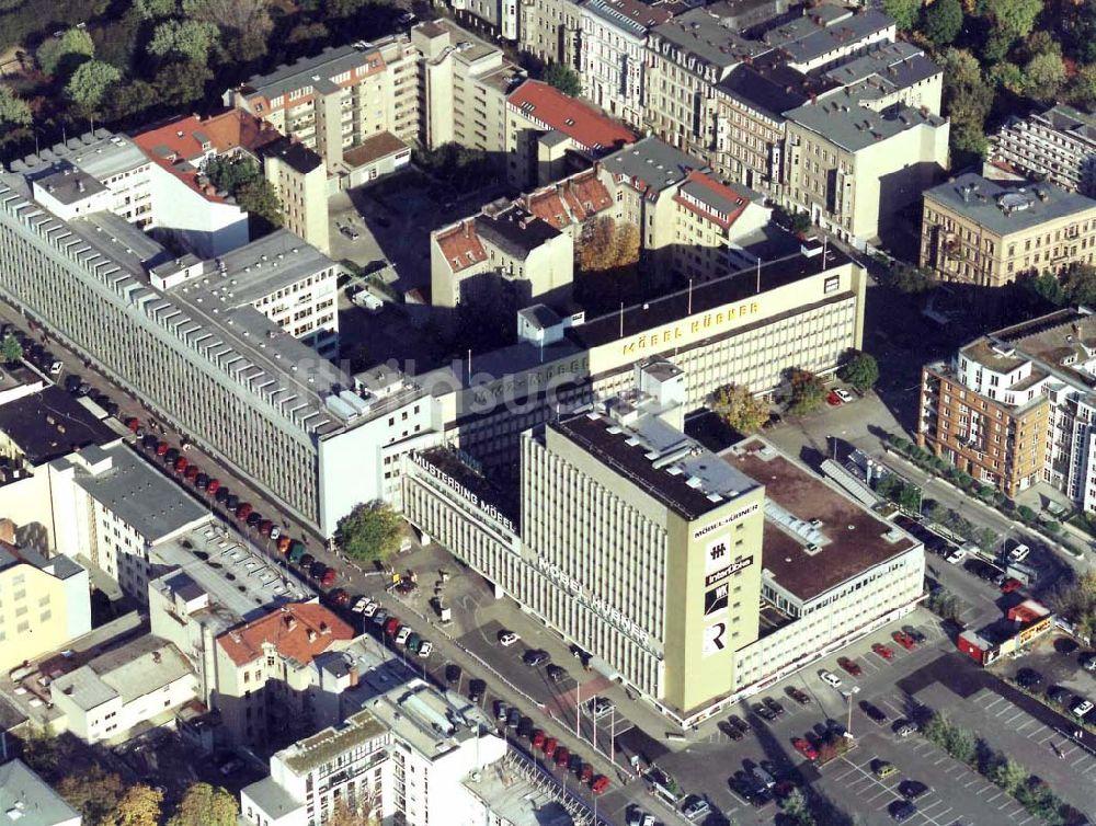 Berlin Tiergarten Aus Der Vogelperspektive Haupthaus Der Firma