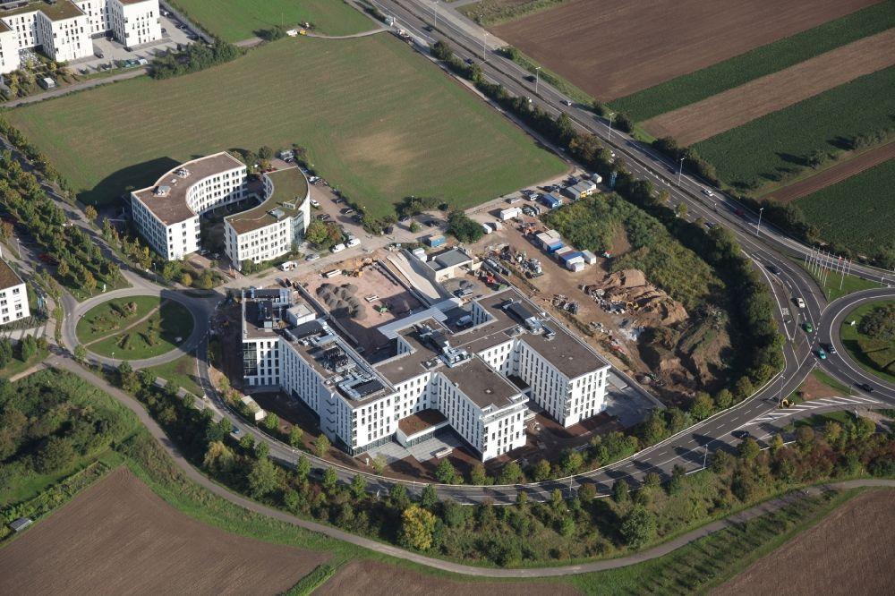 Holz Mainz oben hauptverwaltung der berufsgenossenschaft holz und metall