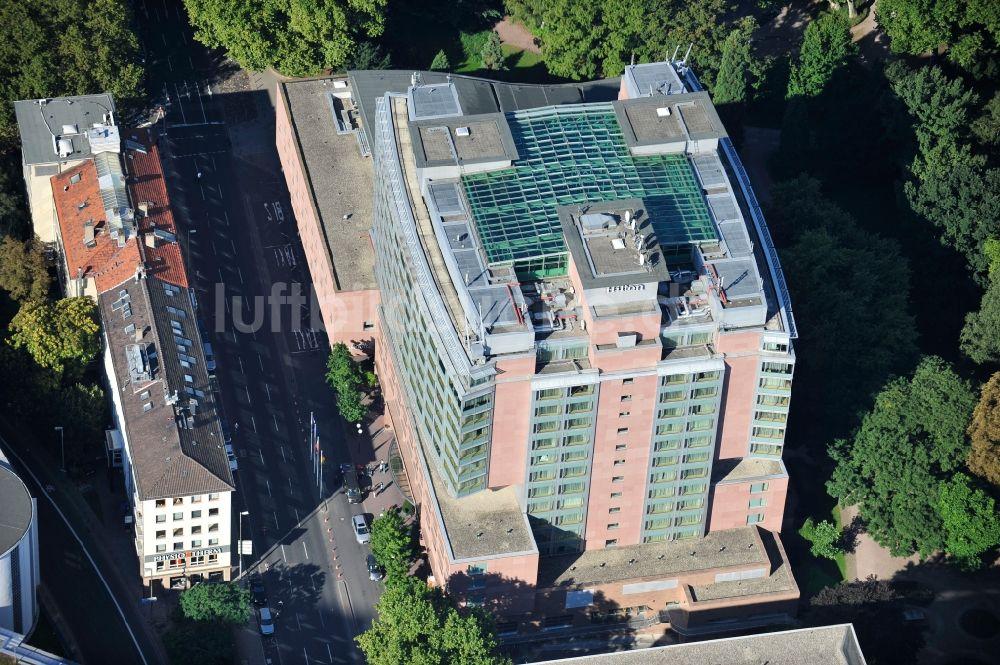 Hilton Hotel Frankfurt Am Main