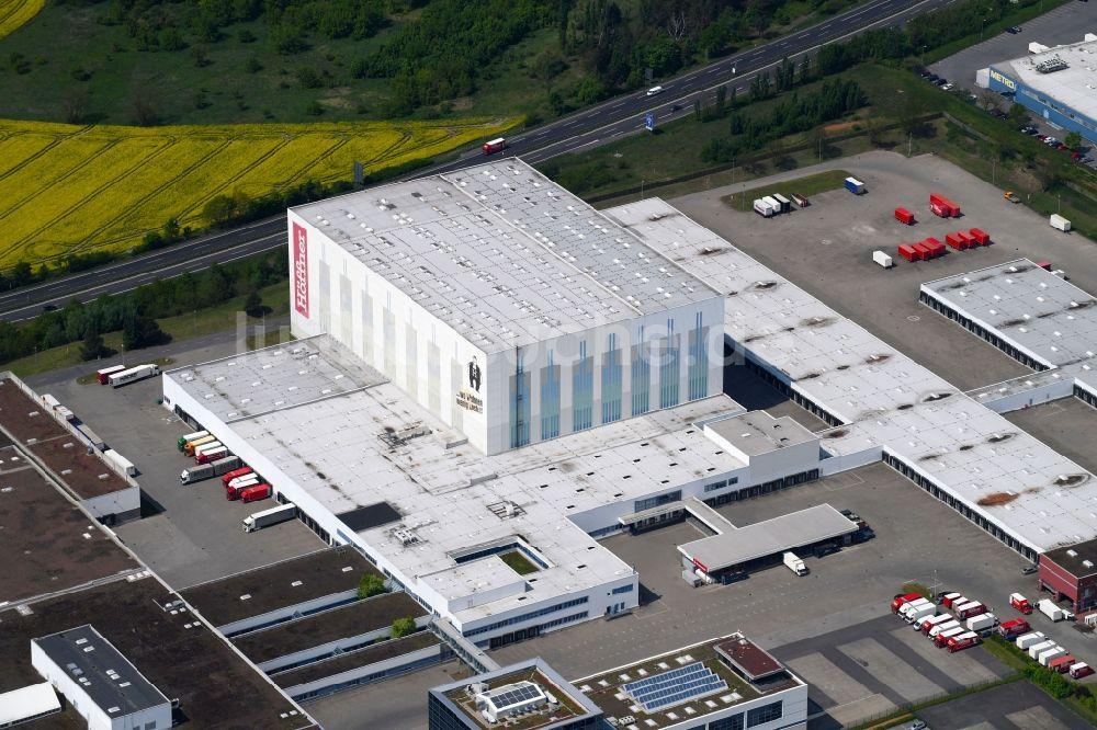 Schönefeld Von Oben Höffner Möbelhaus Und Gewerbezentrum Berlin
