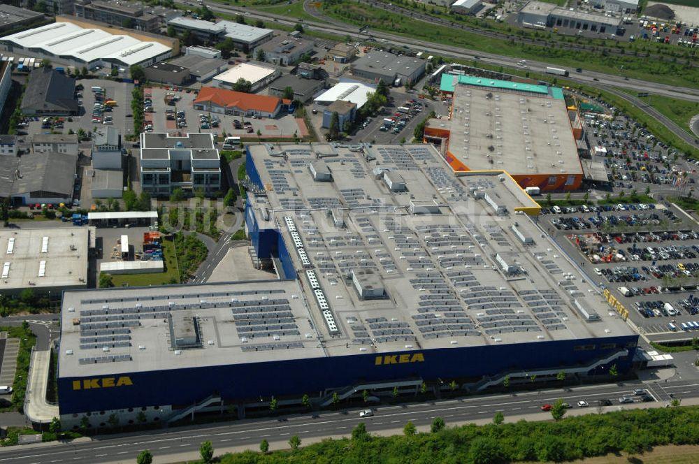 Einrichtungshäuser Frankfurt am aus der vogelperspektive ikea einrichtungshaus in frankfurt