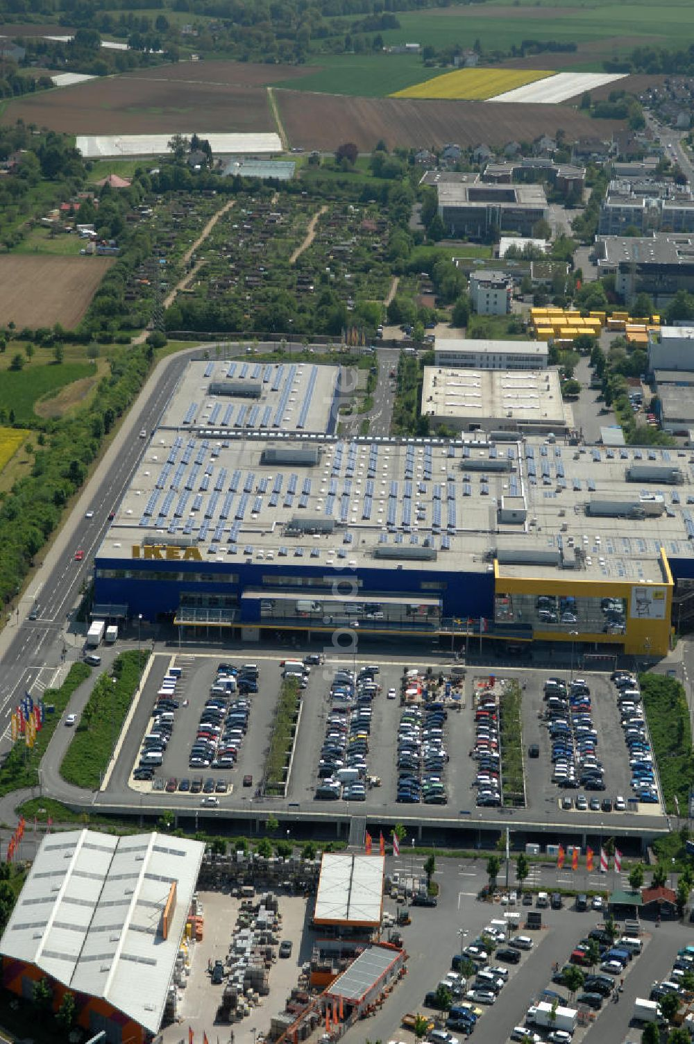 Einrichtungshäuser Frankfurt frankfurt am ikea einrichtungshaus in frankfurt