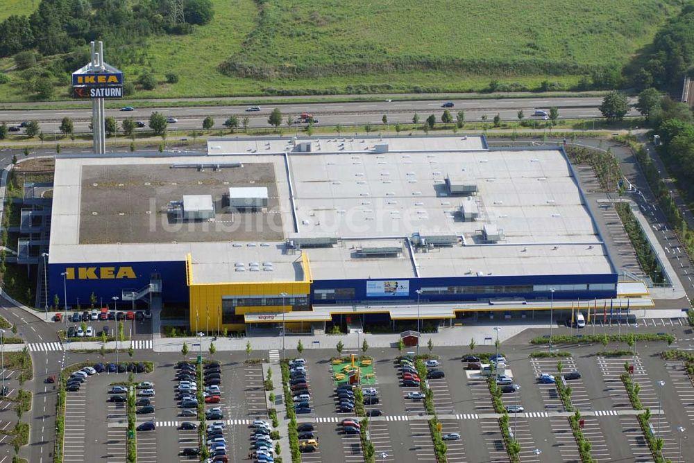 Luftaufnahme Koblenz Ikea Mobel Kompetenz Zentrum In Koblenz