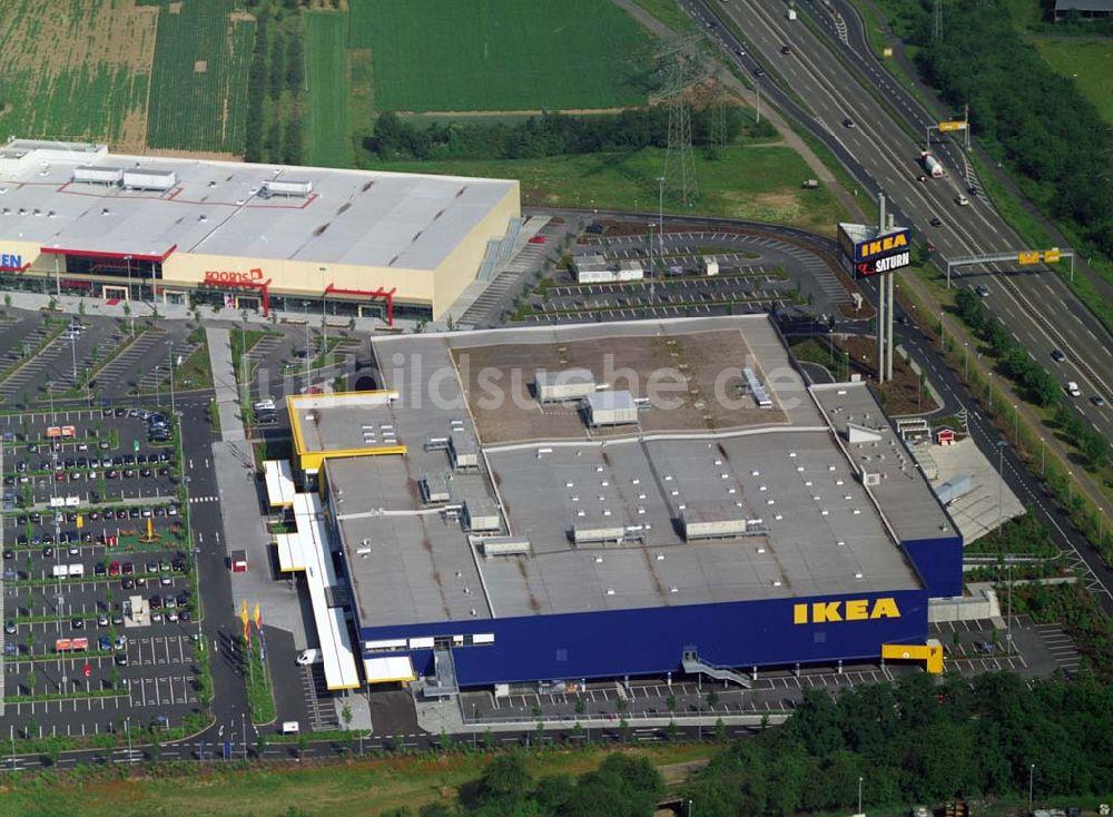 Luftbild Koblenz Ikea Möbel Kompetenz Zentrum In Koblenz