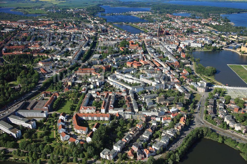 Landeshauptstadt Von Mecklenburg Vorpommern