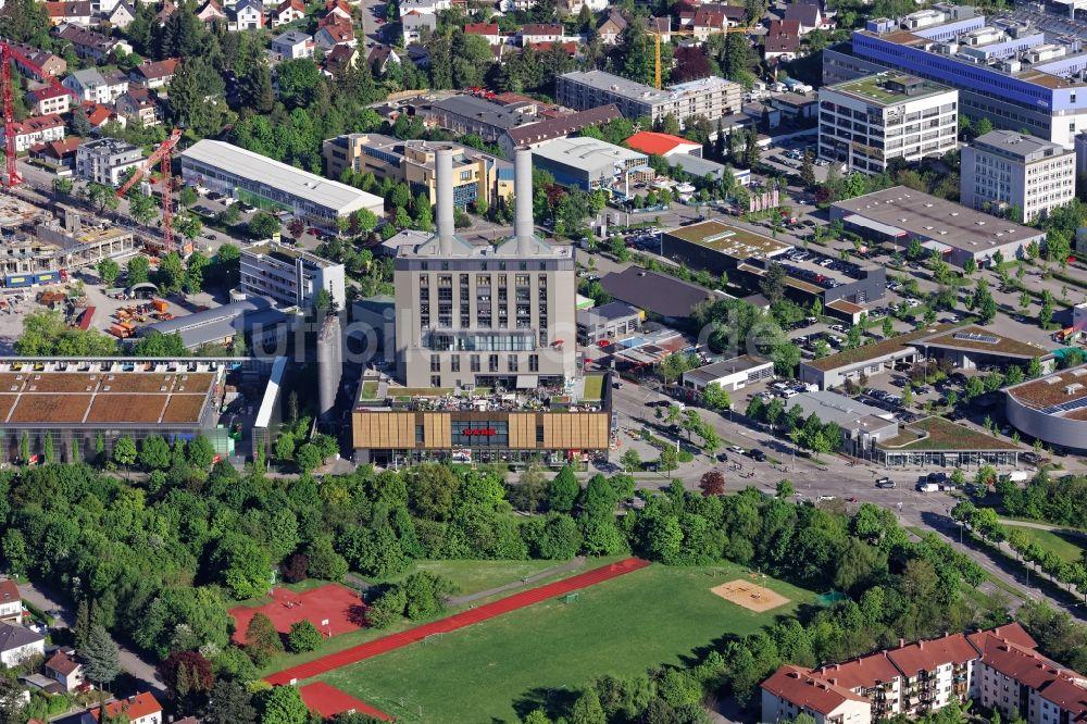 Möbelhaus München oben kare möbelhaus im kraftwerk in der drygalski allee in