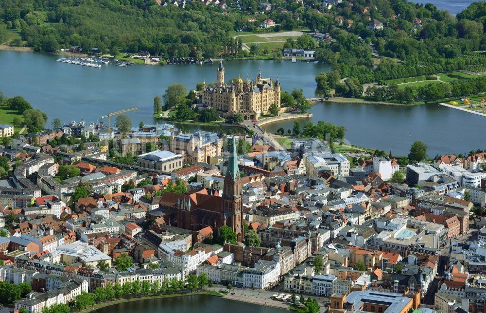 Image result for Schwerin von oben