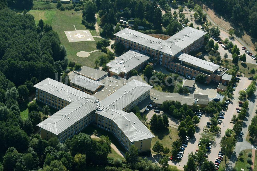 Krankenhaus Plau