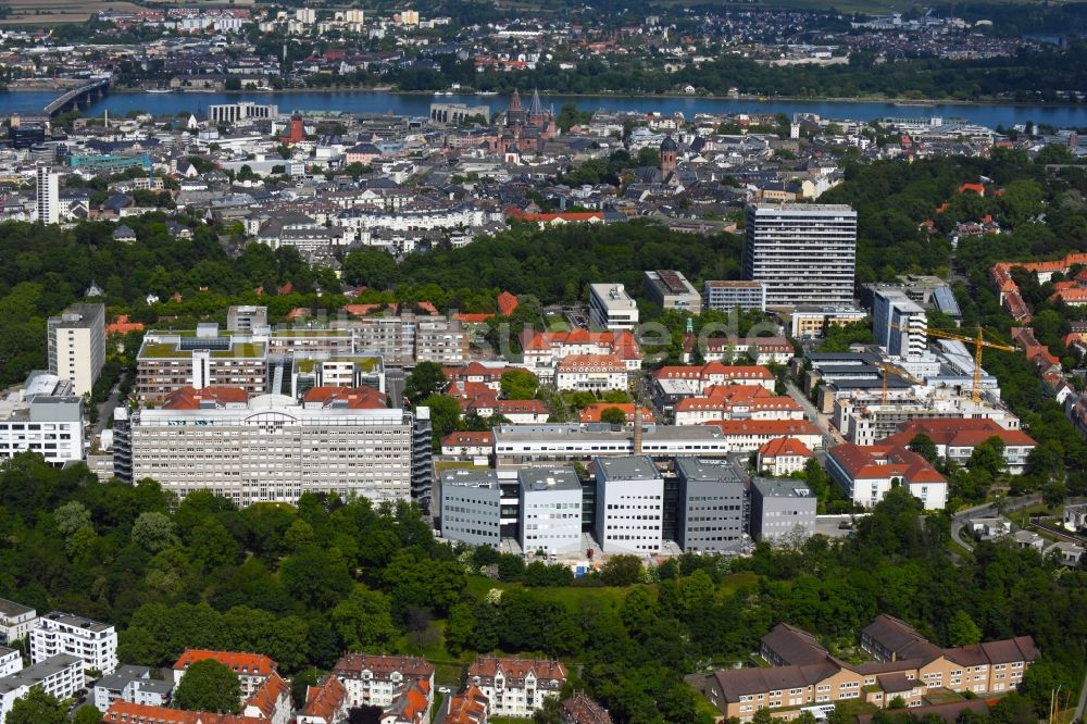 Universitätsmedizin Der Johannes Gutenberg-Universität Mainz Mainz
