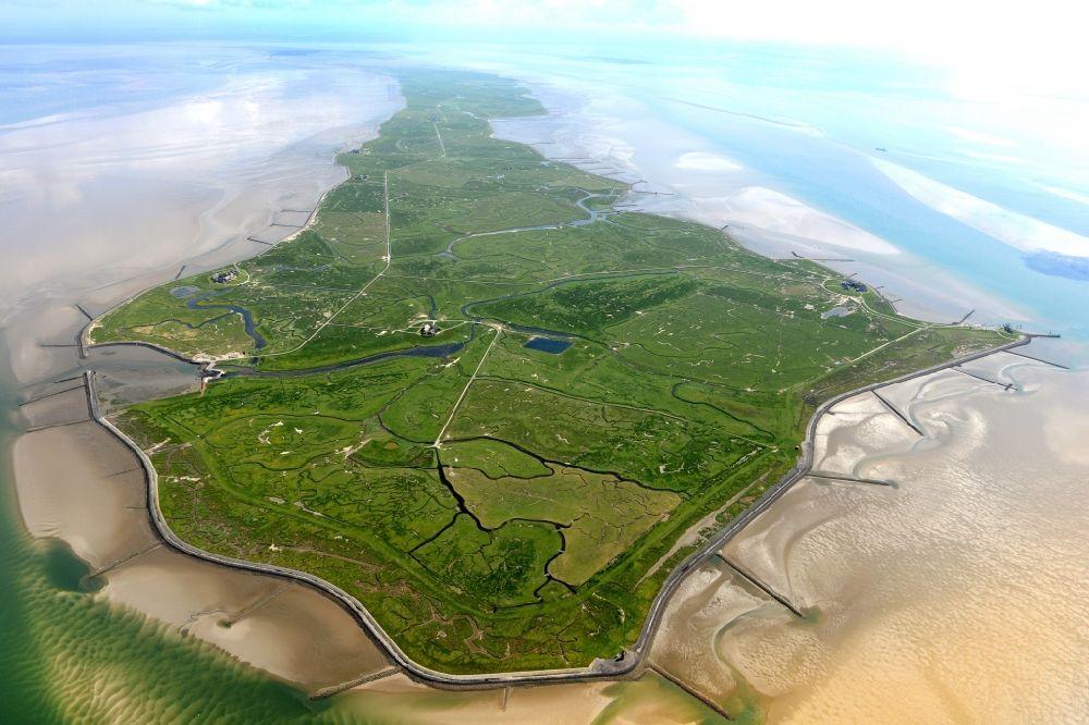 Nordmarsch Langeneß