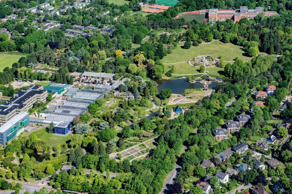 Maps Botanischer Garten Klein Flottbek