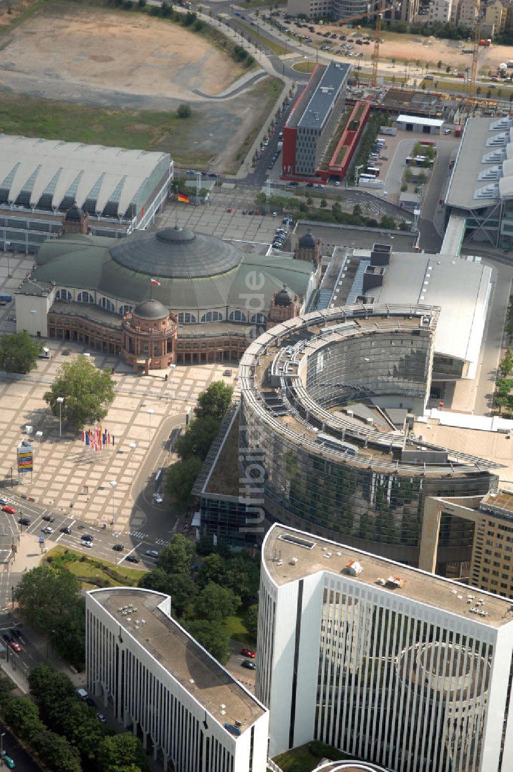 Hotel Frankfurt Festhalle
