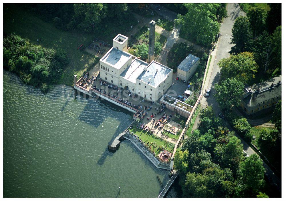 Luftbild Potsdam Meierei Im Neuer Garten Am Schloss Cecilienhof