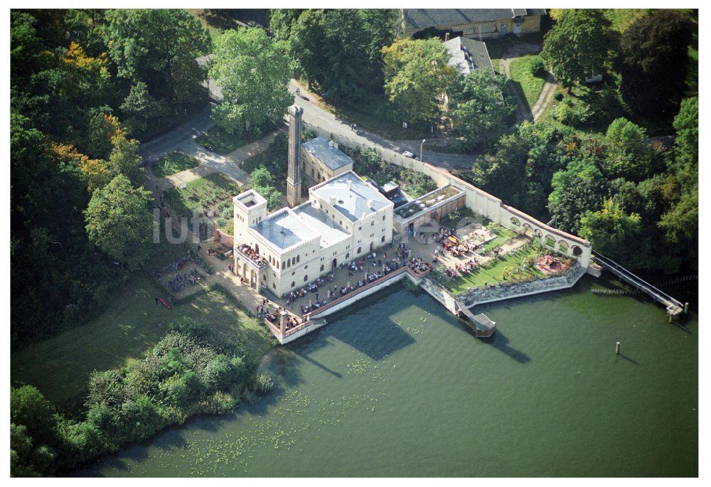 Potsdam Von Oben Meierei Im Neuer Garten Am Schloss Cecilienhof