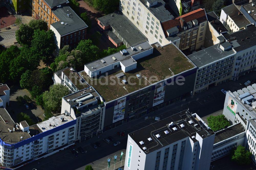 Luftaufnahme Berlin Möbel Krieger In Der Genthiner Straße Im