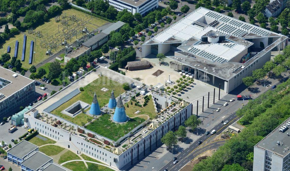 Kunst Und Ausstellungshalle Bonn
