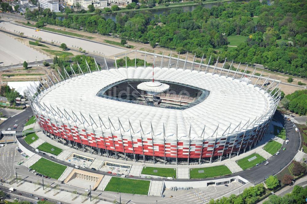 Warschau Fußball