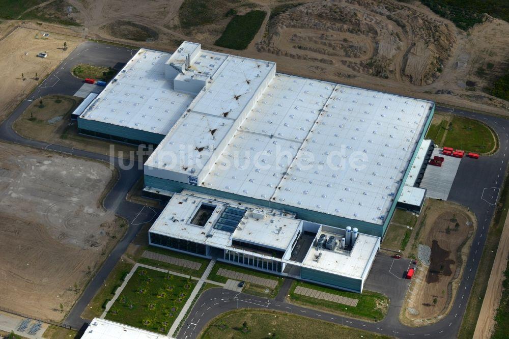 Nestle Schwerin Werksverkauf
