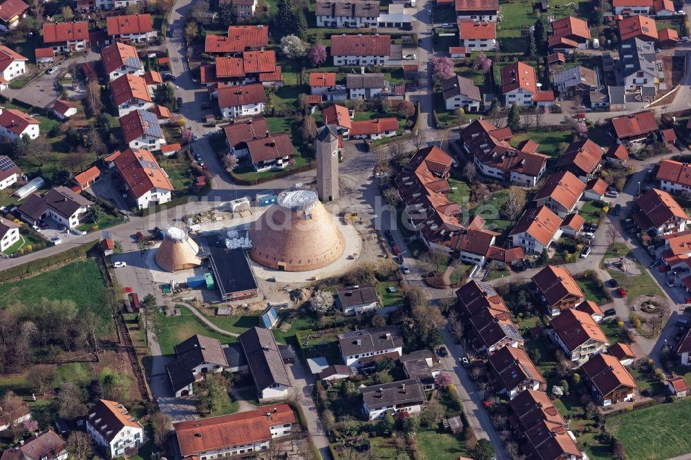 Holzkirchen - Neubau Pfarrzentrum Und Kirche St. Josef In