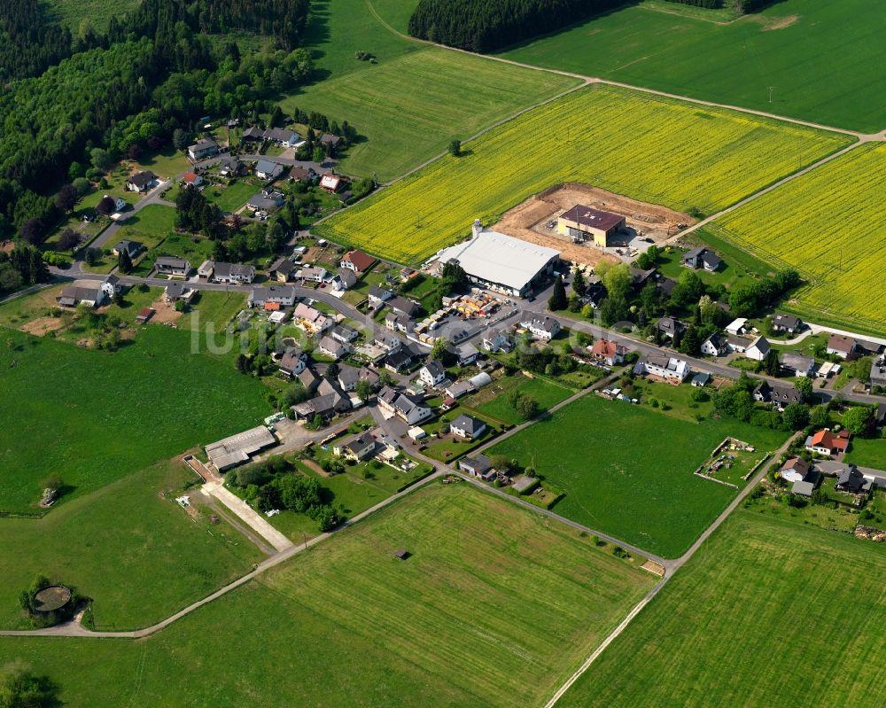 Luftaufnahme Rothenbach Ortsteilansicht Von Obersayn In Der